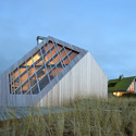Dune House / Marc Koehler Architects. Image © Filip Dujardin
