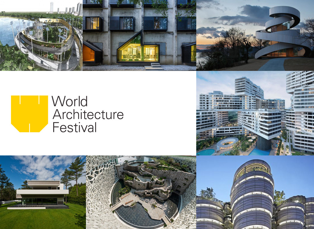 Anuncian los finalistas del World Architecture Festival Awards 2015