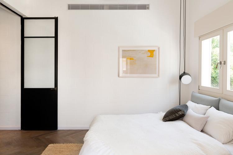 Redise o apartamento bauhaus studio raanan stern - Chimeneas electricas bauhaus ...
