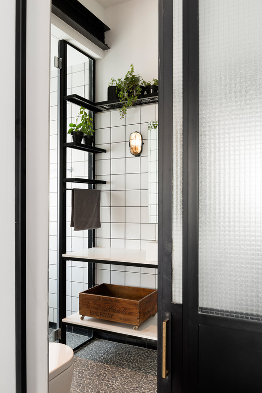 Gidon Levin & Bauhaus Apartment Redesign / RUST architects | ArchDaily