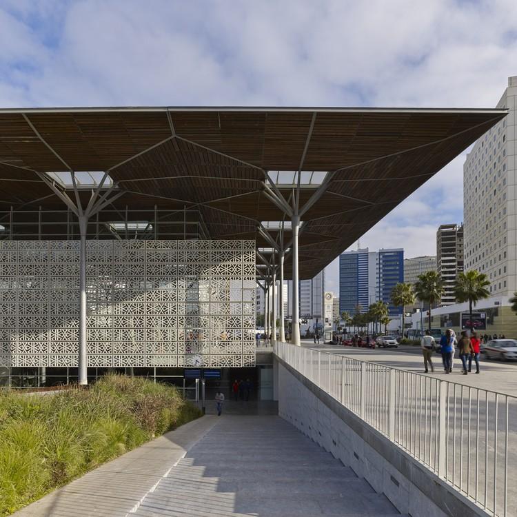 Estación de Trenes Casa-Port / AREP, © Didier Boy de La Tour
