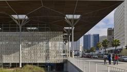 Estación de Trenes Casa-Port / AREP