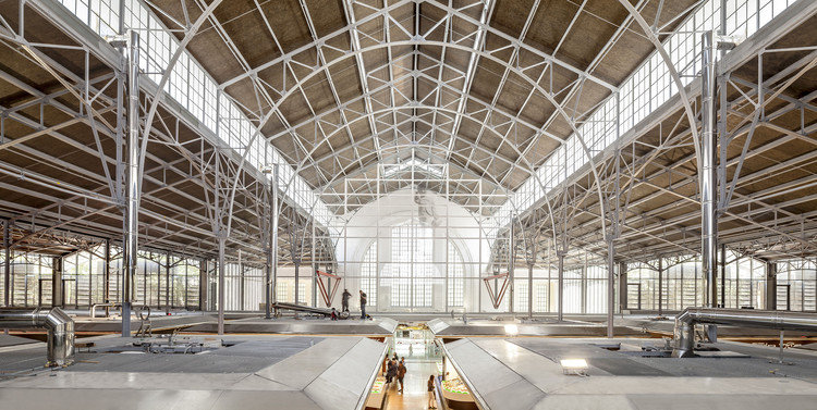 Remodelación del Mercado del Ninot  / Mateo Arquitectura, © Adrià Goula