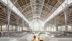 Remodelación del Mercado del Ninot  / Mateo Arquitectura