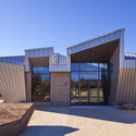 Vasquez Rocks Natural Area Park Interpretive Center. Image © Paul Turang