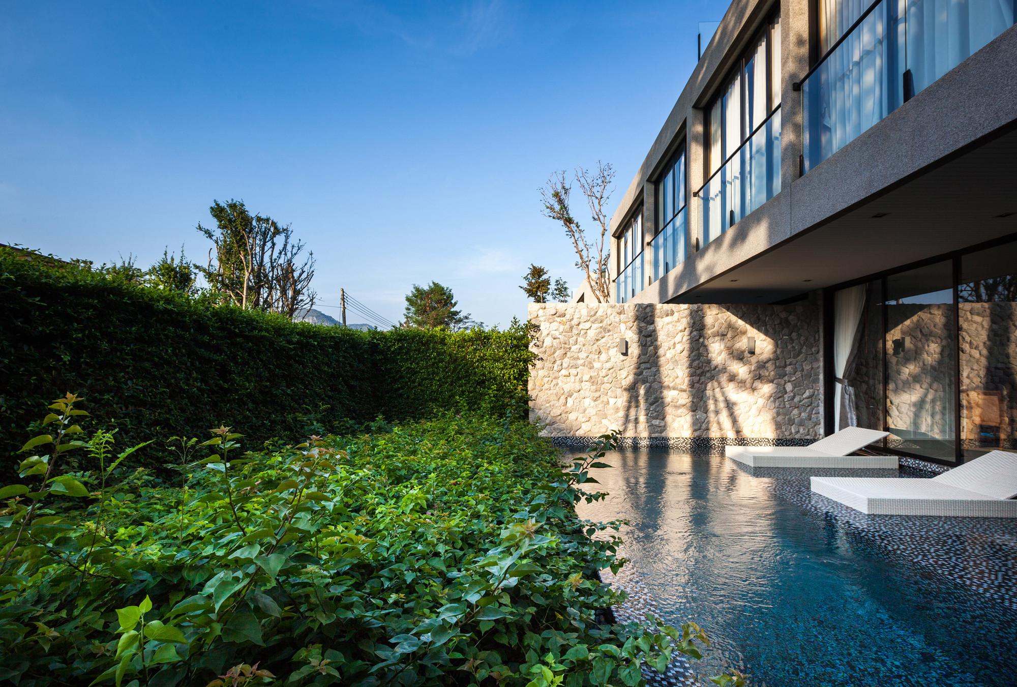 Botanica Khao Yai Pool Villa
