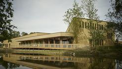 Centro de Visitantes Swiss Ornithological Institute / :mlzd