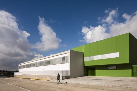 """© Fernando Alda   Primary School """"Los Cercadillos"""" / ae³arquitectura 8065 04"""