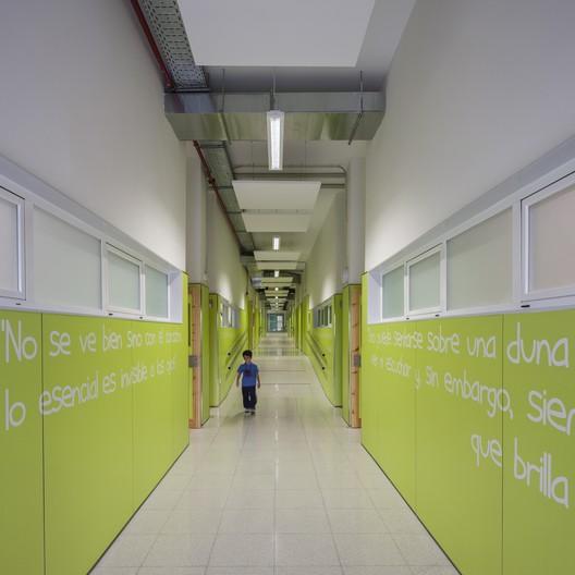 """© Fernando Alda   Primary School """"Los Cercadillos"""" / ae³arquitectura 8065 29"""
