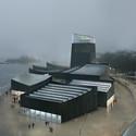 Winning proposal. Image © Moreau Kusunoki Architectes / Guggenheim