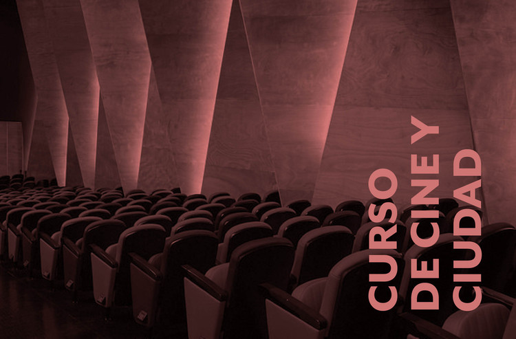 """Curso """"Cine y ciudad, crítica e historia"""" / Educación Continua UC, Cortesía de Educación Continua UC"""