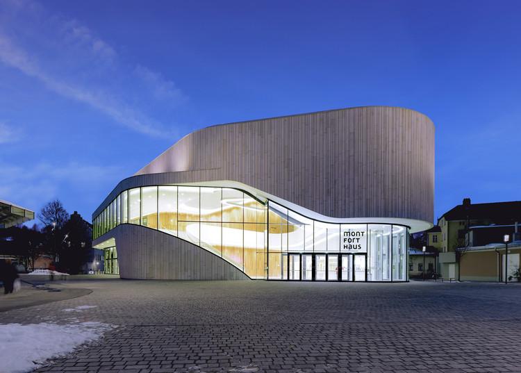 Montforthaus In Feldkirch / Hascher Jehle Architektur + mitiska ...