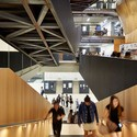 Melbourne School of Design, The University of Melbourne; Melbourne / John Wardle Architects and NADAAA in collaboration. Image Courtesy of INSIDE