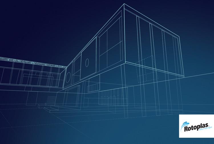 Rotoplas en ArchDaily, Innovación en Instalaciones Hidráulicas