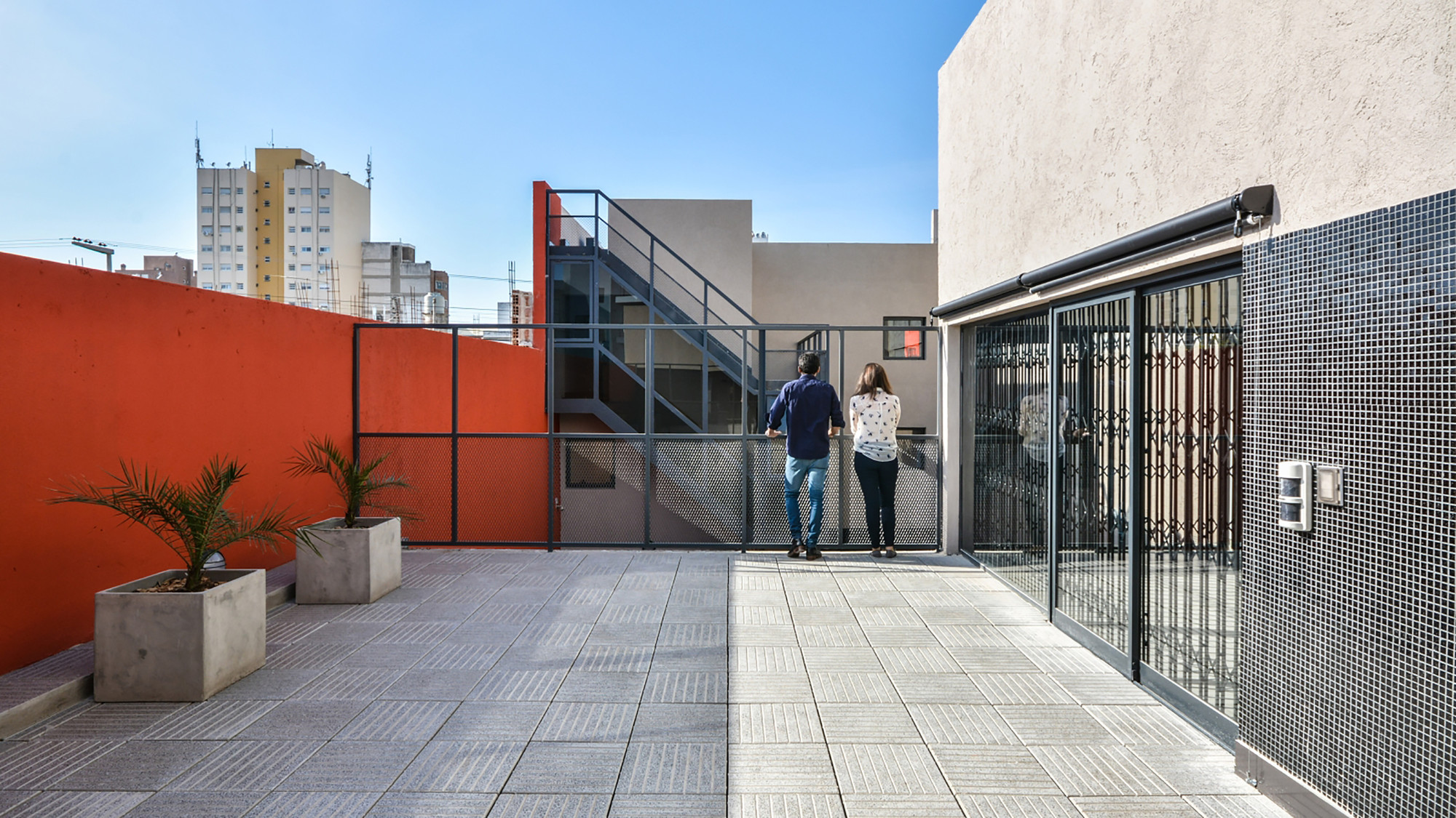 Galer a de oficinas c rdoba neto arquitectura 7 for Oficinas bankia cordoba