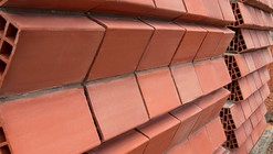 This Clay Brick Disperses Heat to Keep Buildings Cool