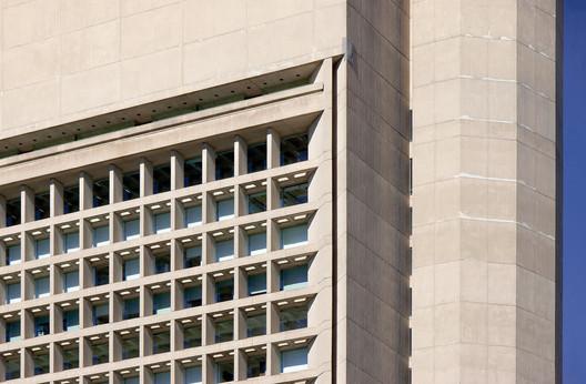 I.M. Pei & Partners and Araldo Cossutta, Associated Architects, Christian Science Center (1964-73). Image © Mark Pasnik
