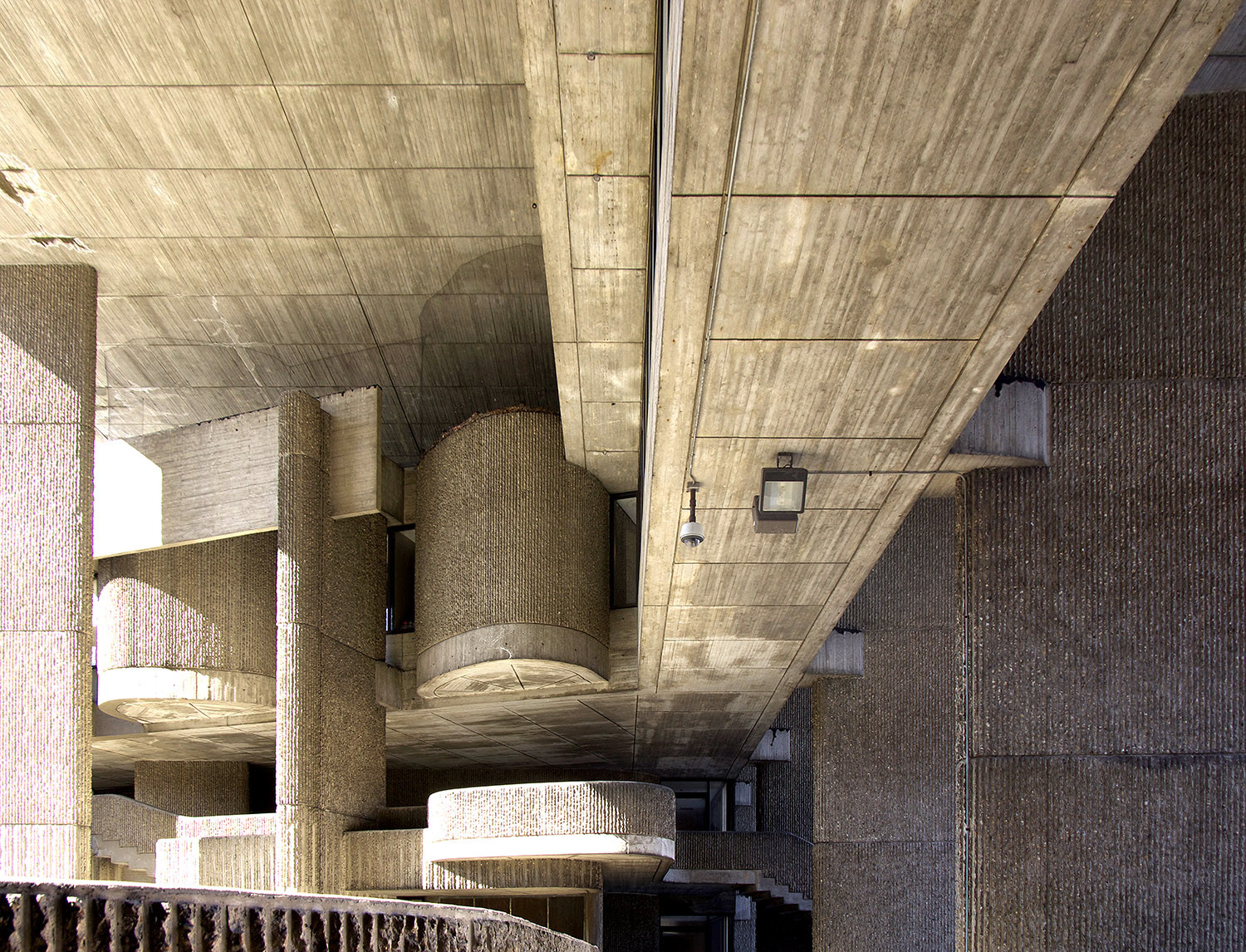 Gallery Of How Quot Heroic Concrete Architecture And The New
