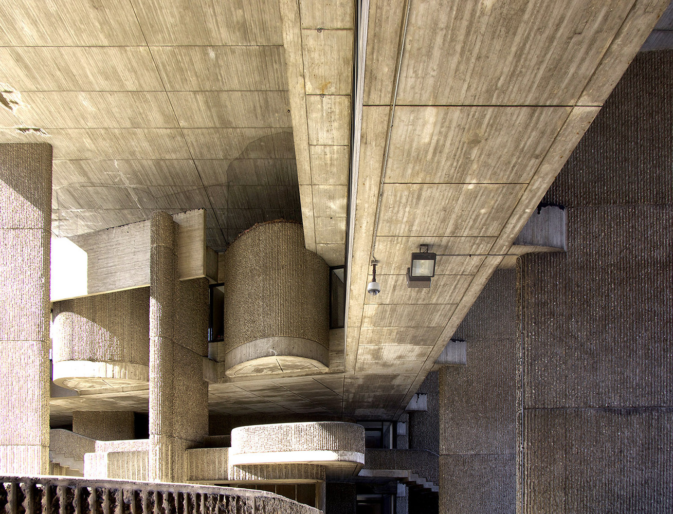 Concrete Rudolph gallery of how heroic concrete architecture and the boston