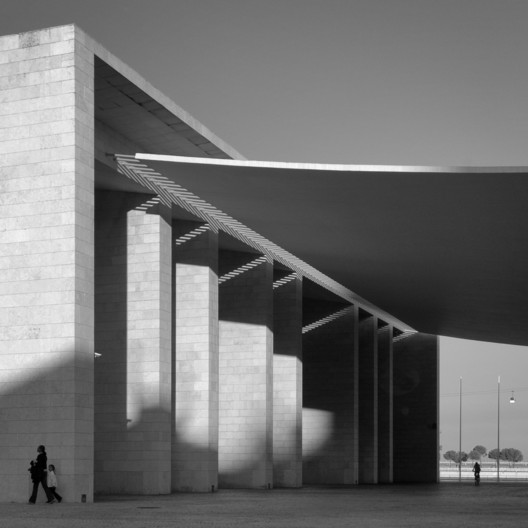 Expo'98 Portuguese National Pavilion. Image © flickr user Pedro Moura Pinheiro