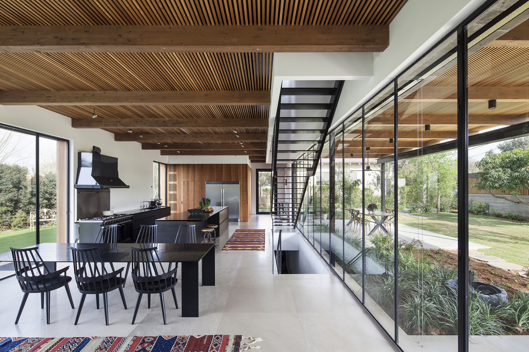Residencia NS / Blatman-Cohen Architects