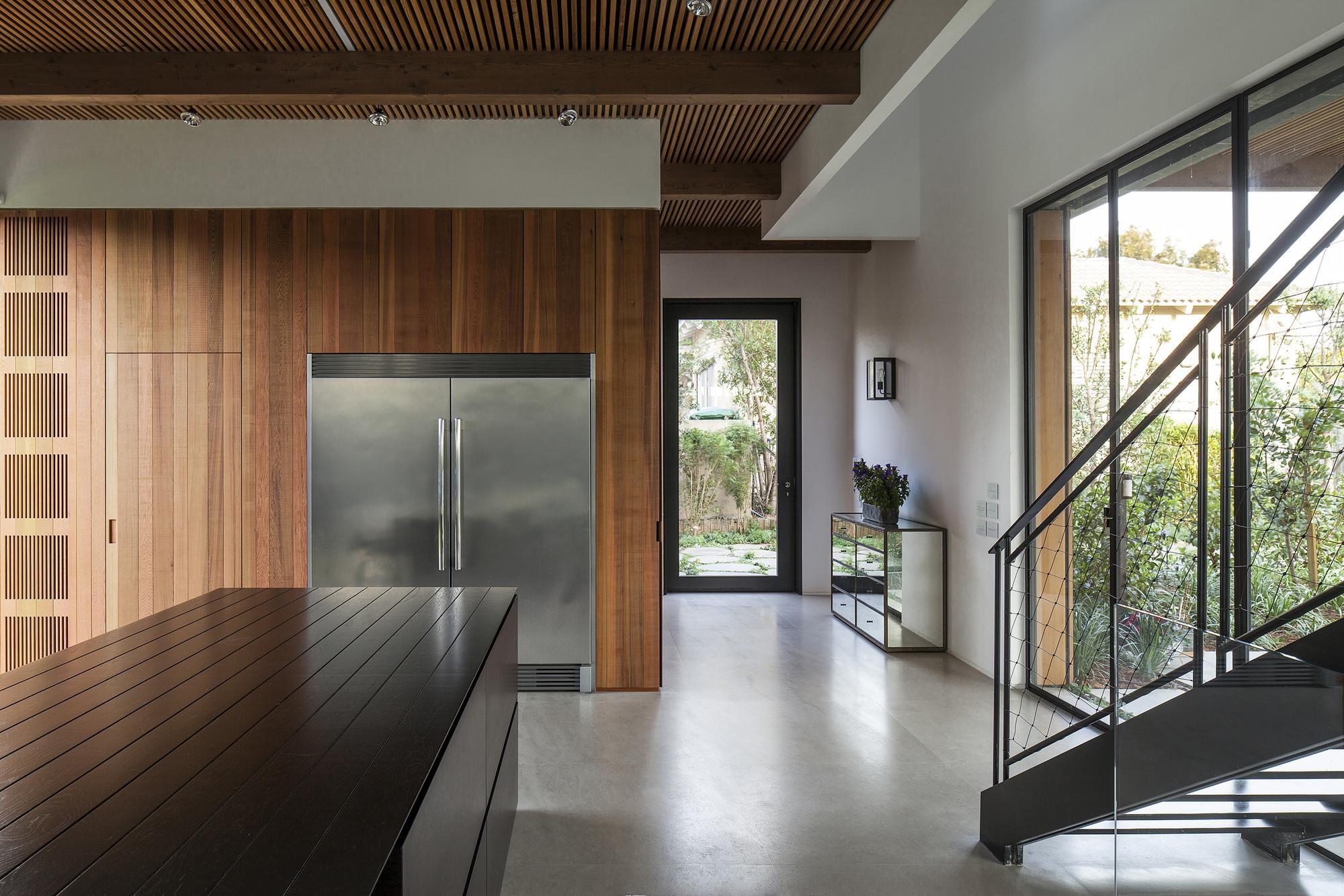 Residence Blatman Cohen Architects