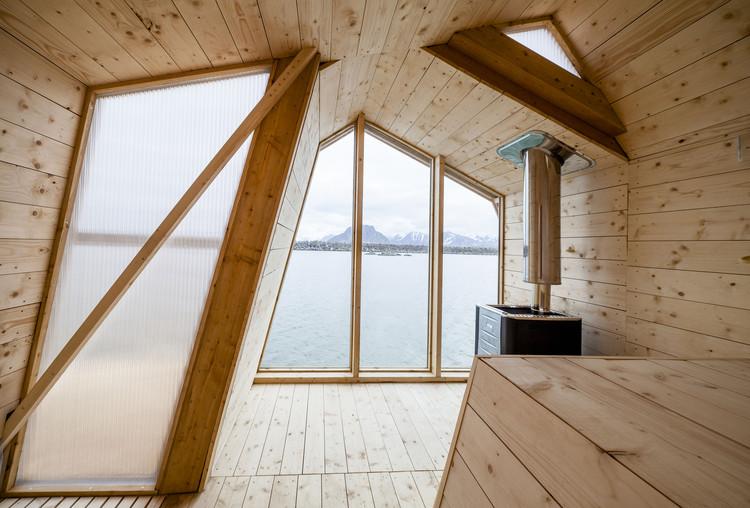 Las Bandas / AHO Oslo School of Architecture, © Jonas Aarre Sommarset