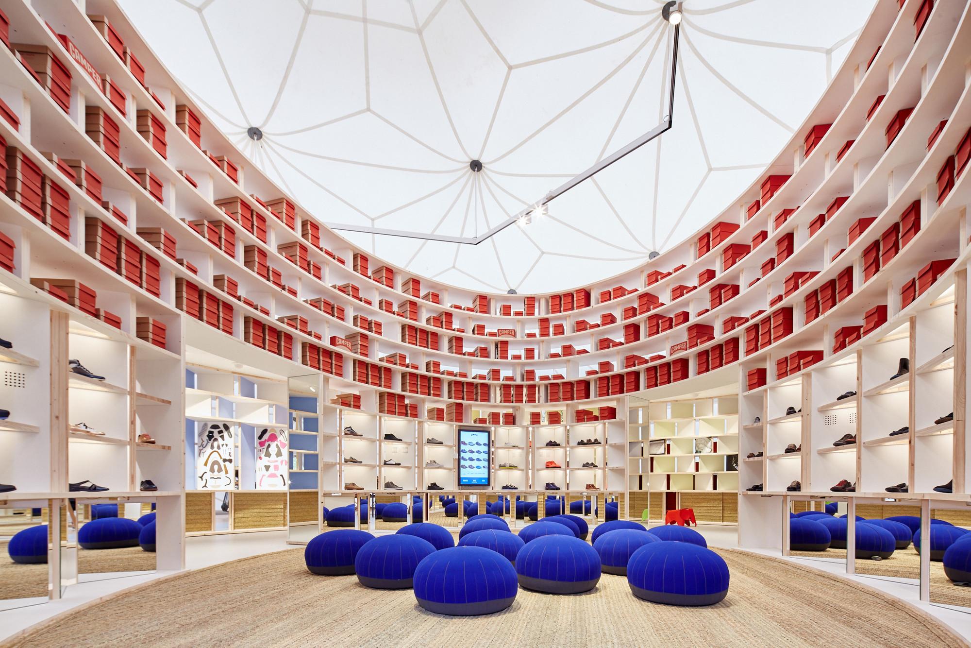 op Store Kéré Campus Architecture archdaily Vitra Camper EU4q11