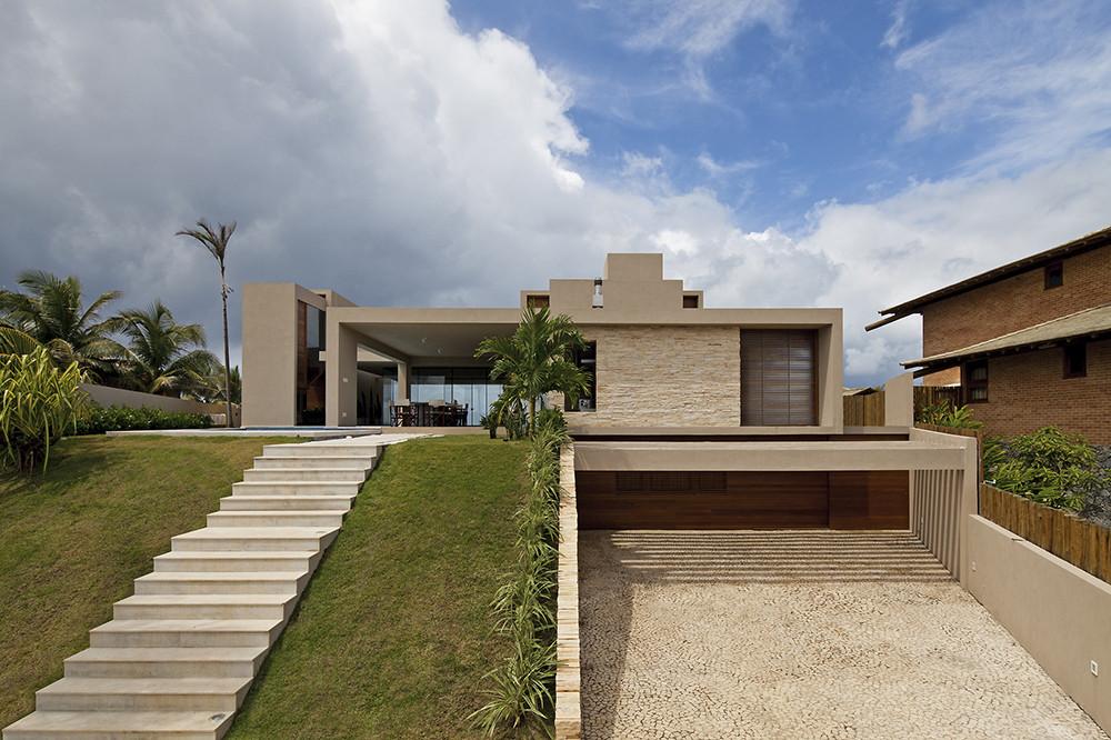 Residência Praia Dos Lagos / Sotero Arquitetos, © Leonardo Finotti