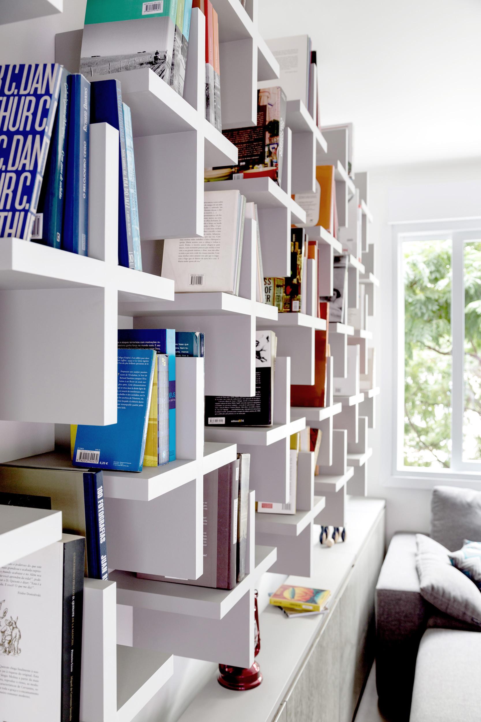 Galeria de Apartamento Riachuelo / 0E1 Arquitetos - 6