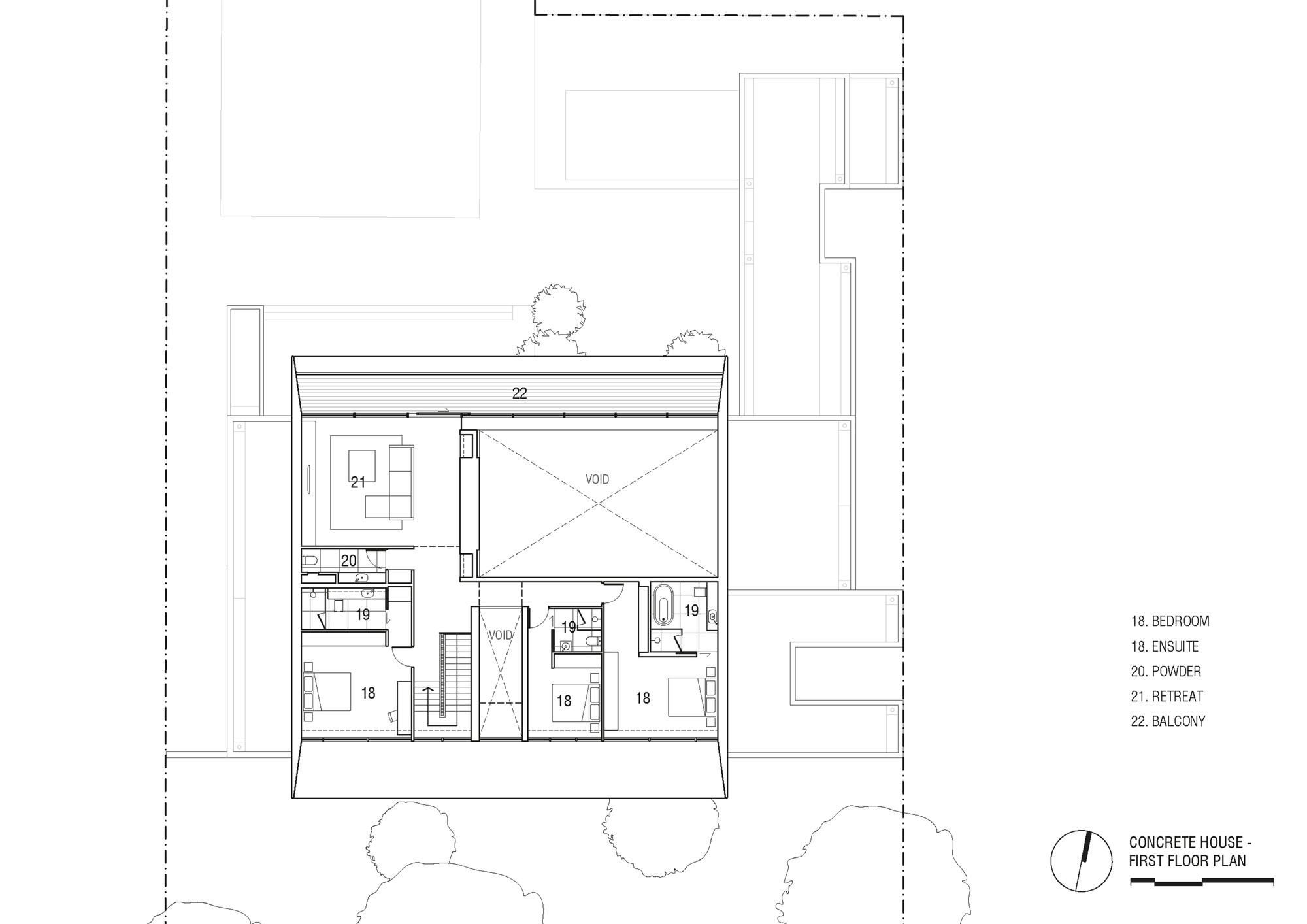 Gallery Of Concrete House Matt Gibson Architecture 23