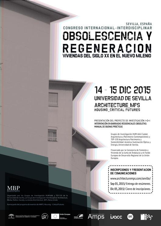 Congreso 'Obsolescencia y renovación: vivienda del siglo XX en el nuevo milenio' / España