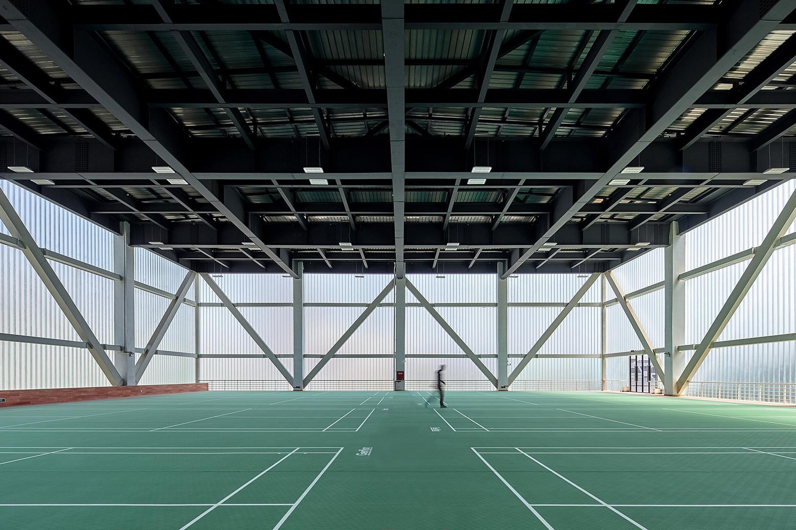 Gallery Of San Wayao Community Sports Center CSWADI