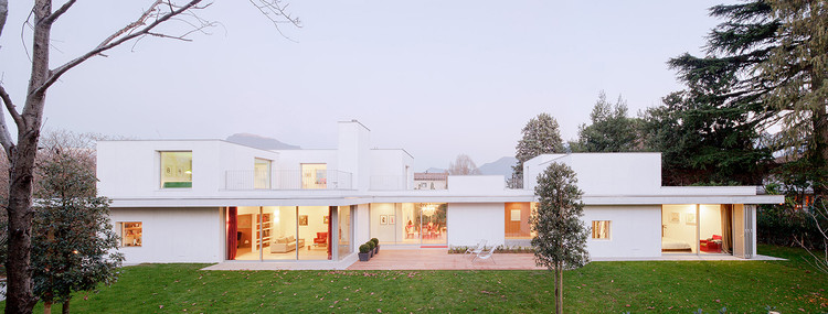 Villa G / SCAPE, © Francesco Mattuzzi