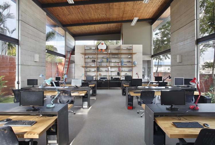 Escritório dos Arquitetos / Skylab Arquitetos, Cortesia de Skylab Arquitetos