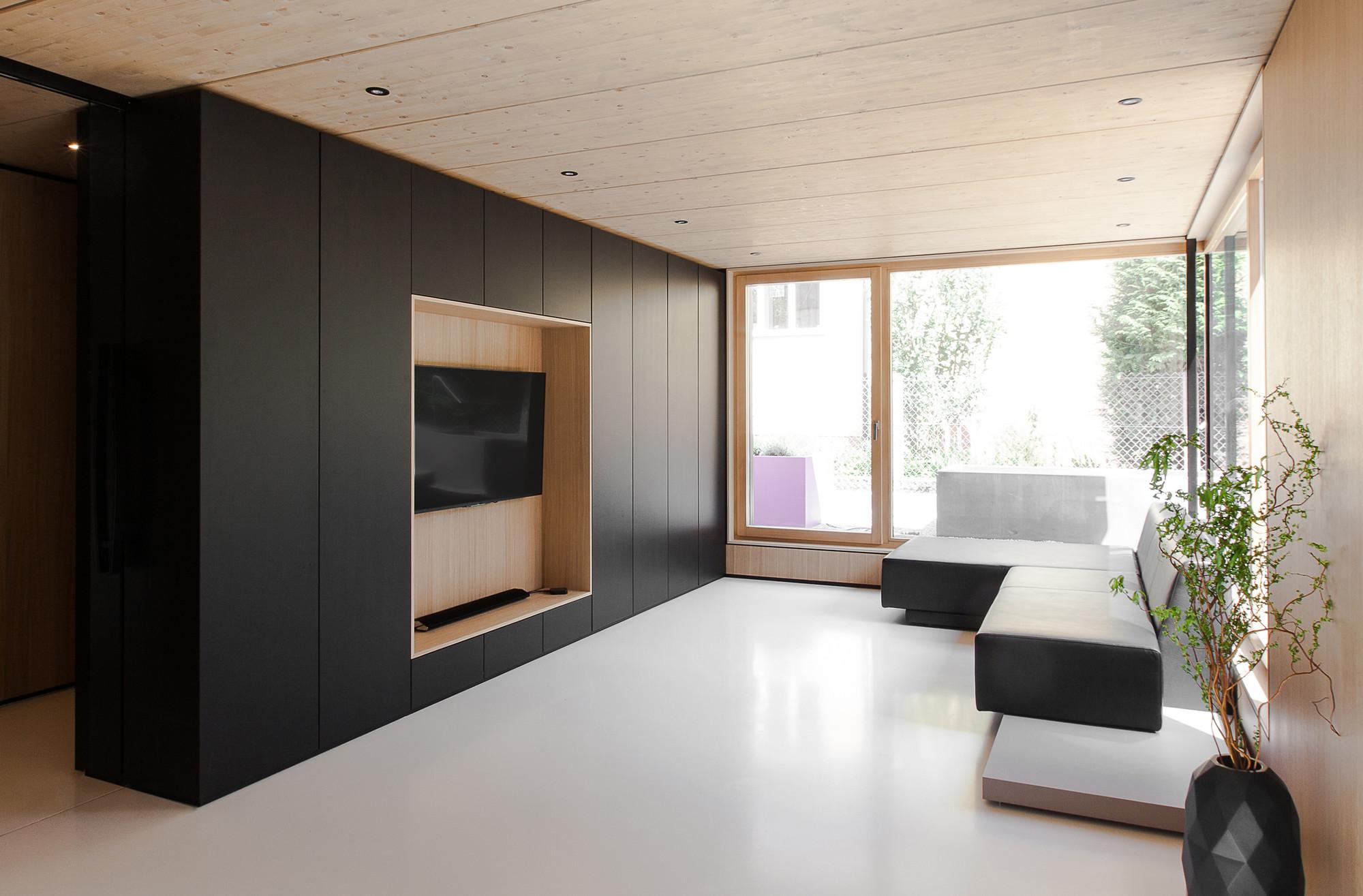 gallery of house b format elf architekten 11. Black Bedroom Furniture Sets. Home Design Ideas
