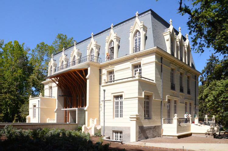 Palacio Las Majadas de Pirque / Teodoro Fernández Arquitectos, © Felipe Lavín