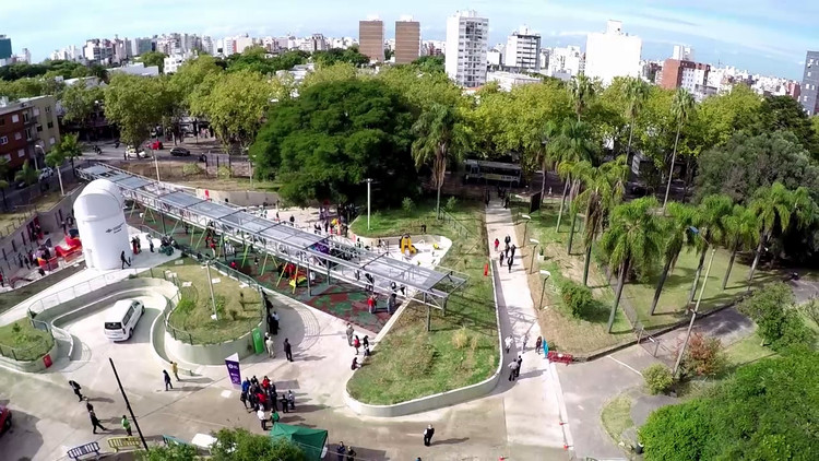 Friendship Park / Marcelo Roux + Gastón Cuña, Courtesy of Marcelo Roux