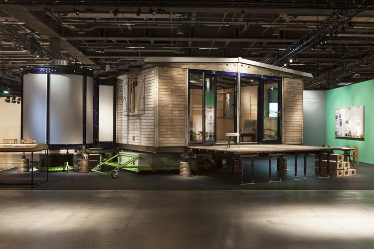 RSHP propõe adaptação da Casa Desmontável 6x6 de Jean Prouvé, Cortesia de Rogers Stirk Harbour + Partners