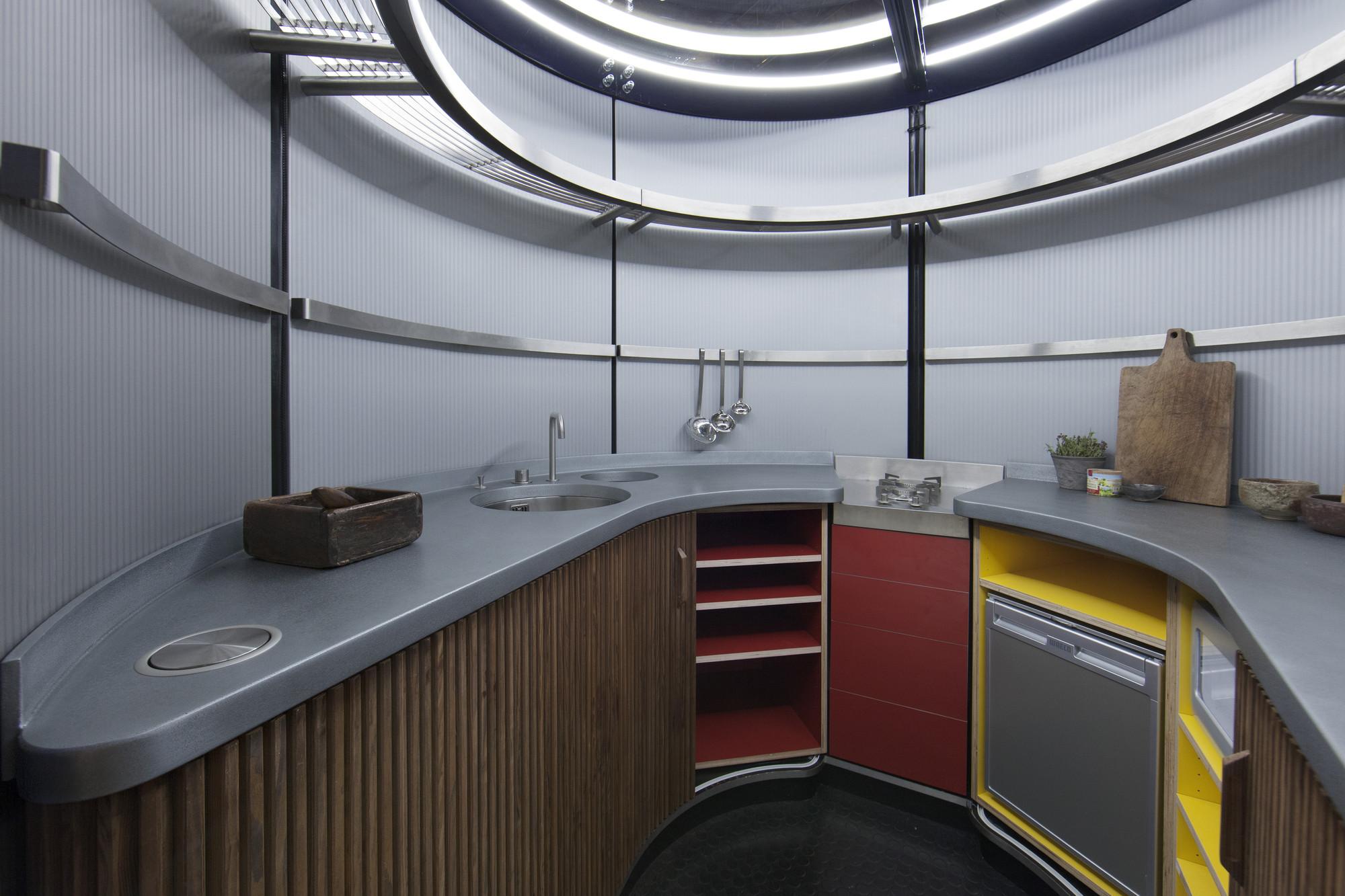 The Kitchen S  E