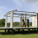 RSHP Adapts Jean Prouvé's 6x6 Demountable House for Design Miami/Basel 2015