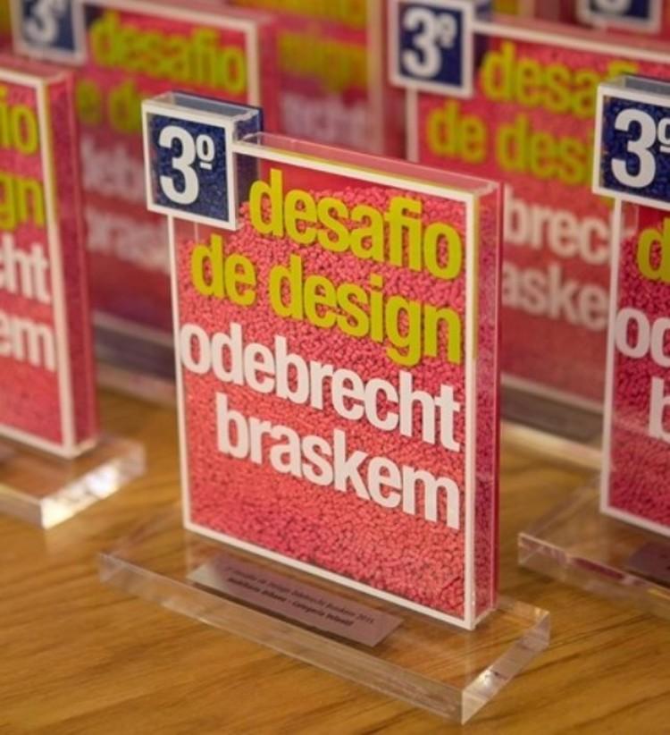 Conheça os Vencedores do 3º Desafio de Design Odebrecht Braskem, © Desafio de Design Odebrecht Braskem