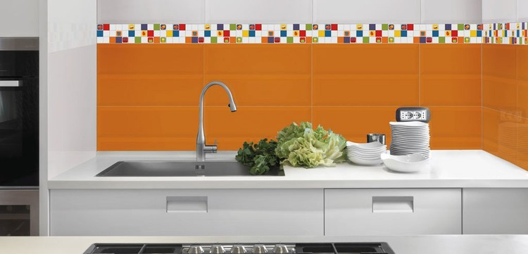 Materiales acabados y revestimientos en cocinas for Ver ceramicos para cocina