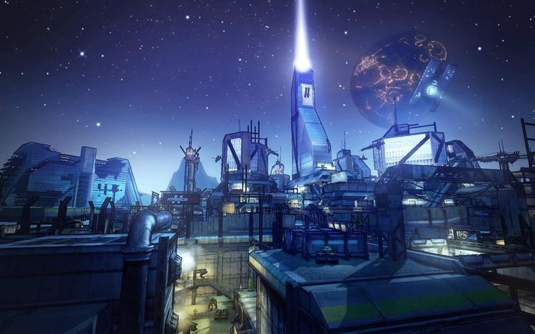 Screenshot de Borderlands 2. Imagen via hdw.eweb4.com
