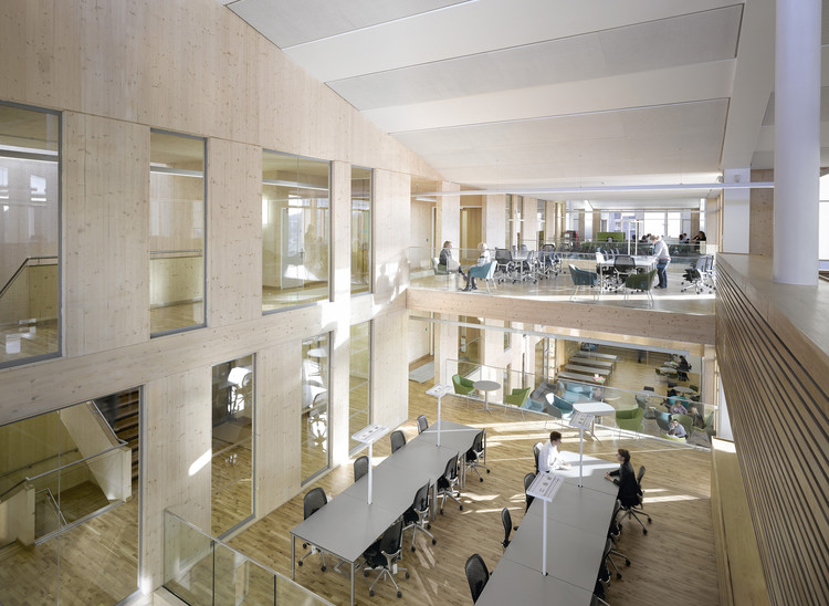 Centro civico keynsham ahr archdaily colombia for Banes planning