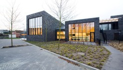 New Public Library Zoersel / OMGEVING Architecture
