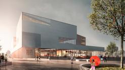 schmidt hammer lassen inicia construcción de la Biblioteca Central de Ningbo