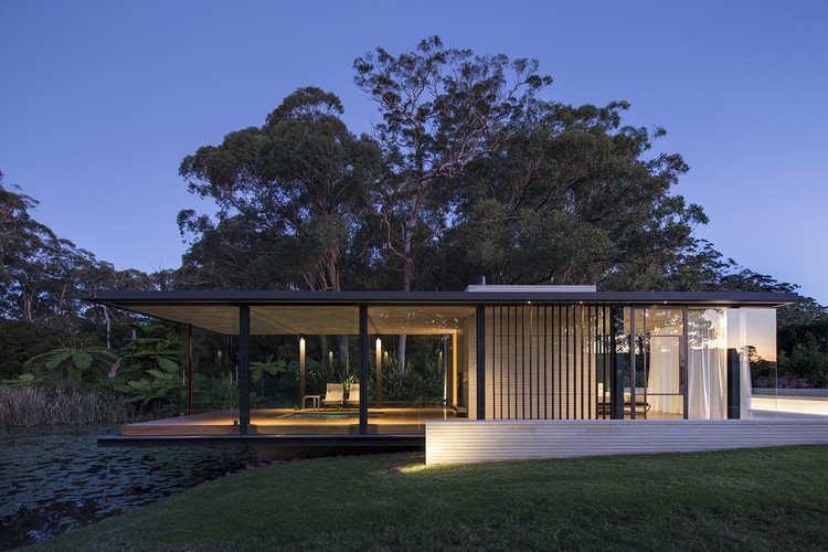 Wirra Willa Pavilion / Matthew Woodward Architecture, © Murray Fredericks