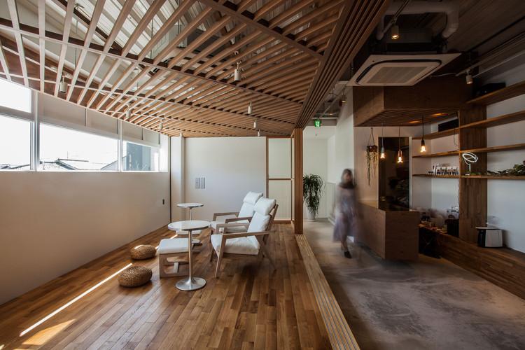 Spa Haspali / Three.Ball.Cascade.Architects, © Sayaka Hoshi / Syunichiro Sano