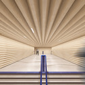 Metro Tunnel. Image Courtesy of Variant Studio